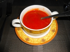 Indian: Tomato Soup